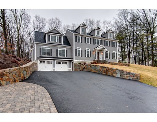 Single Family Home for Sale at 229 Bristol Wellesley, Massachusetts 02481 United States