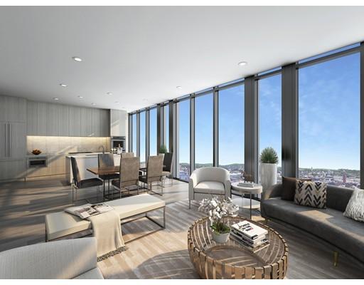Condominium/Co-Op for sale in The Lucas, 6B South End, Boston, Suffolk