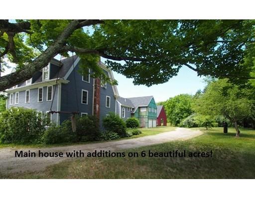 独户住宅 为 销售 在 3 Mason Street 佩波勒尔, 马萨诸塞州 01463 美国