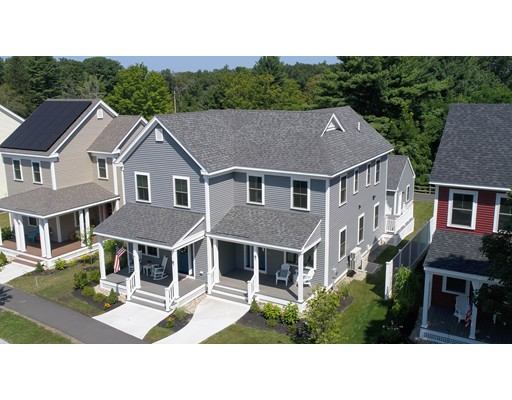 Condominium for Sale at 18 Chance St #A Devens, Massachusetts 01434 United States