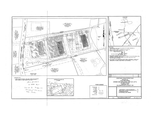 Land for Sale at 19 West Rd (I-154) Hudson, 03051 United States