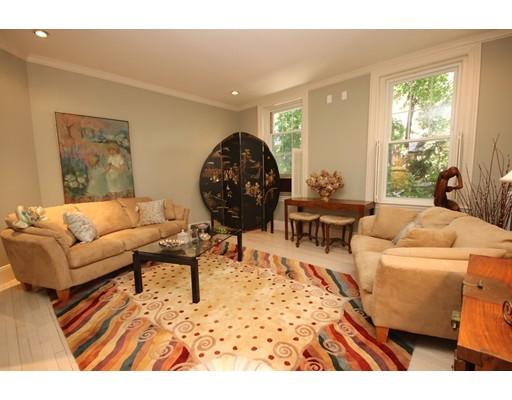 Condominium for Sale at 48 Marshal Street Brookline, Massachusetts 02446 United States