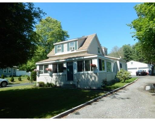 Casa Unifamiliar por un Venta en 27 Worcester Street Taunton, Massachusetts 02780 Estados Unidos