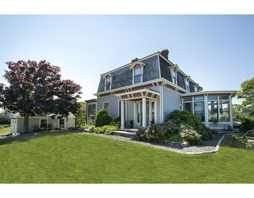 Casa Unifamiliar por un Venta en 374 Atlantic Avenue 374 Atlantic Avenue Cohasset, Massachusetts 02025 Estados Unidos