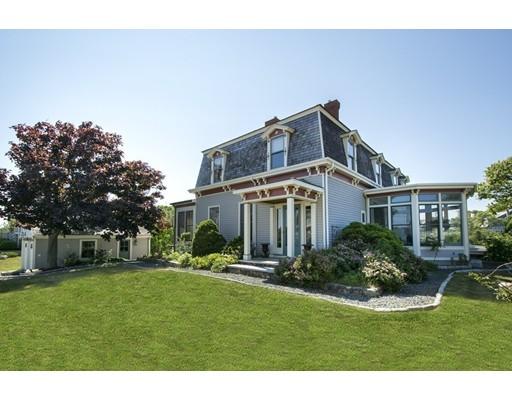 Single Family Home for Sale at 374 Atlantic Avenue 374 Atlantic Avenue Cohasset, Massachusetts 02025 United States
