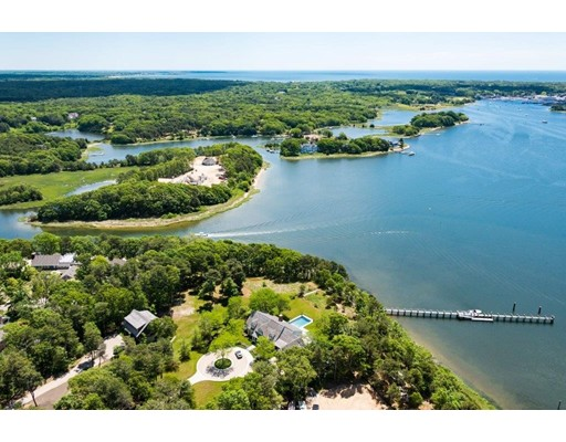 Single Family Home for Sale at 315 Baxters Neck Road Barnstable, Massachusetts 02648 United States