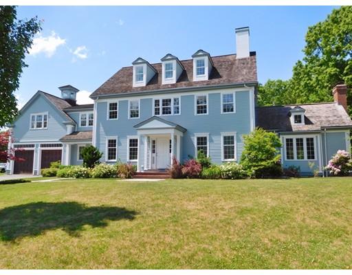 Casa Unifamiliar por un Venta en 35 Fox Hill Drive Sudbury, Massachusetts 01776 Estados Unidos