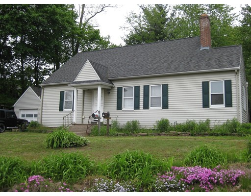 Single Family Home for Sale at 420 Springfield Street Agawam, Massachusetts 01001 United States