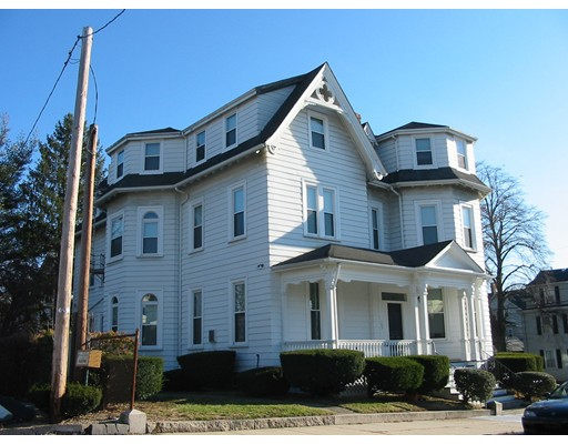 Multi-Family Home for Sale at 163 Winter Street Fall River, 02720 United States