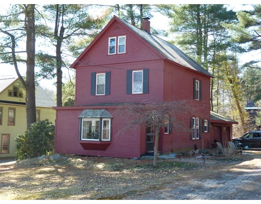 Casa Unifamiliar por un Venta en 1211 Main Street Williamstown, Massachusetts 01267 Estados Unidos