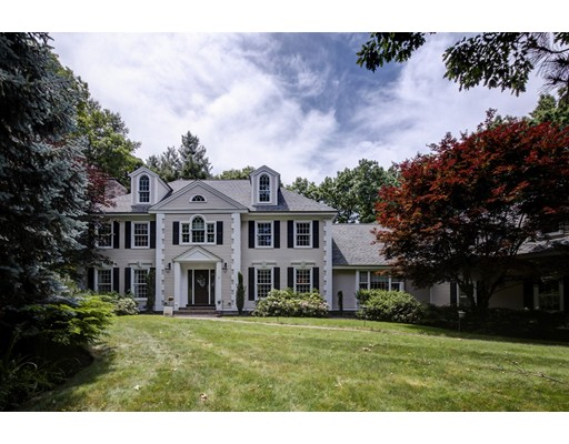 Casa Unifamiliar por un Venta en 5 David Joseph Road Hopkinton, Massachusetts 01748 Estados Unidos