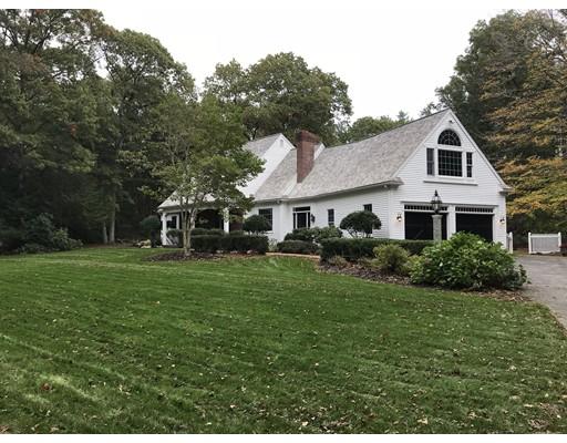 独户住宅 为 销售 在 40 Bay Path Lane 40 Bay Path Lane Norwell, 马萨诸塞州 02061 美国