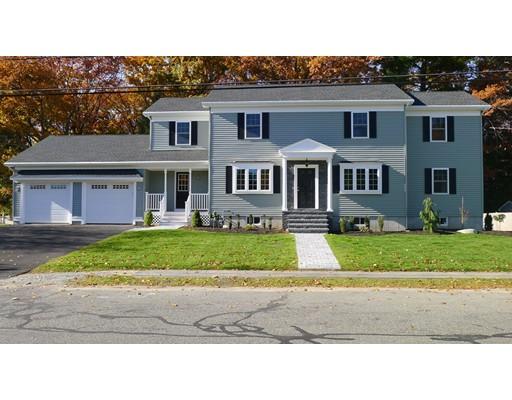 Casa Unifamiliar por un Venta en 68 Catherine Drive Peabody, Massachusetts 01960 Estados Unidos