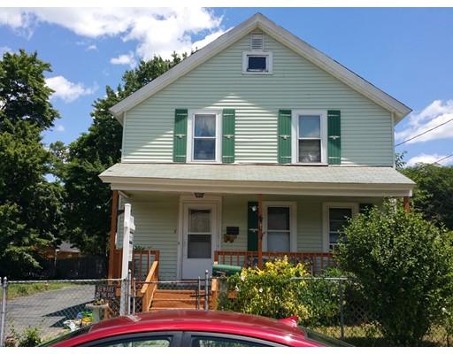 Casa Unifamiliar por un Venta en 123 Savoy Avenue Springfield, Massachusetts 01104 Estados Unidos