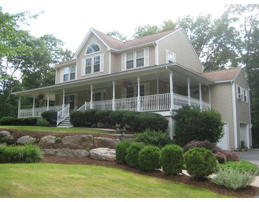 Casa Unifamiliar por un Venta en 25 Adams Circle Rehoboth, Massachusetts 02769 Estados Unidos