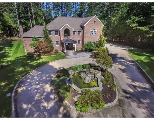 Single Family Home for Sale at 24 Haymeadow Road Boxford, Massachusetts 01921 United States
