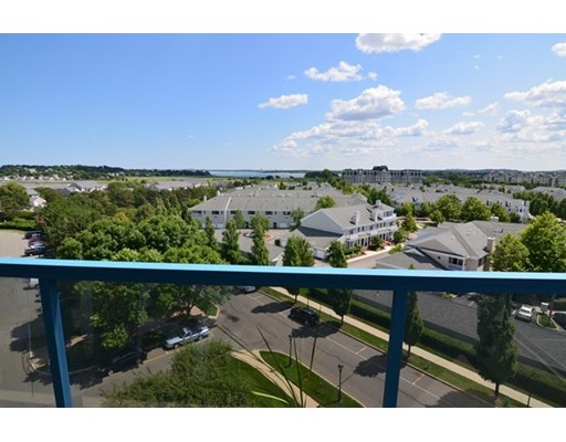 Condominio por un Alquiler en 2001 Marina Dr #614 2001 Marina Dr #614 Quincy, Massachusetts 02171 Estados Unidos