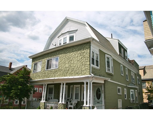 Townhome / Condominium for Rent at 443 Broadway 443 Broadway Somerville, Massachusetts 02145 United States