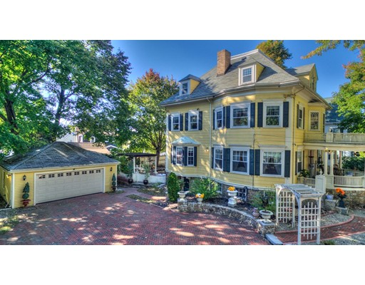 Single Family Home for Sale at 118 Bellevue Avenue Melrose, Massachusetts 02176 United States