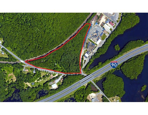 Land for Sale at 122 West Street Auburn, 01501 United States