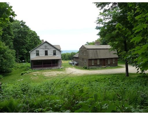 Maison unifamiliale pour l Vente à 265 Ridge Road 265 Ridge Road Worthington, Massachusetts 01098 États-Unis