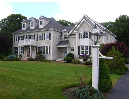 Single Family Home for Sale at 30 Colts Crossing Canton, Massachusetts 02021 United States