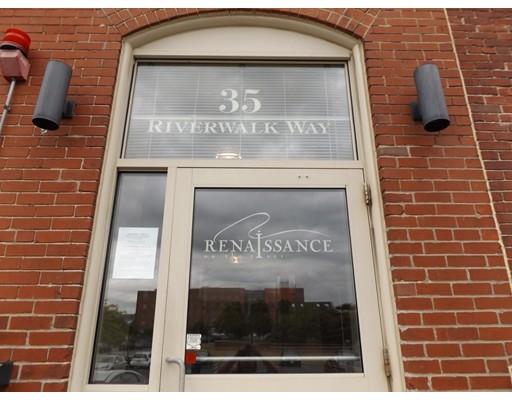 35 Riverwalk Way, #302
