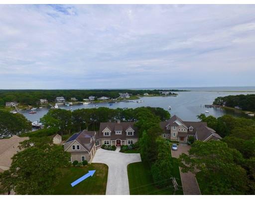 واحد منزل الأسرة للـ Sale في 80 Eel River Road Falmouth, Massachusetts 02536 United States