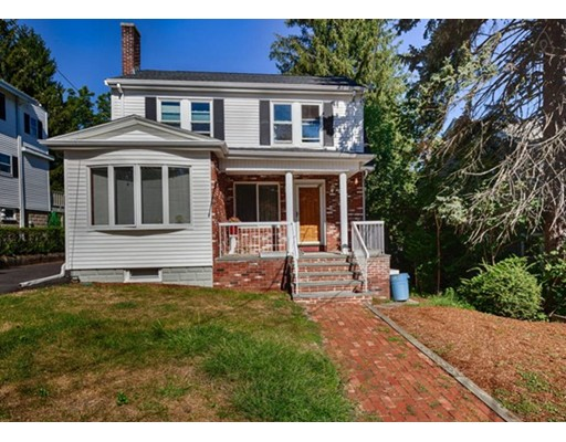 Single Family Home for Rent at 45 Walnut Street Arlington, Massachusetts 02476 United States