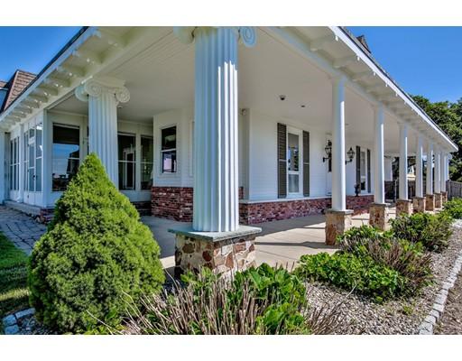 Частный односемейный дом для того Продажа на 25 Baker Road Nahant, Массачусетс 01908 Соединенные Штаты