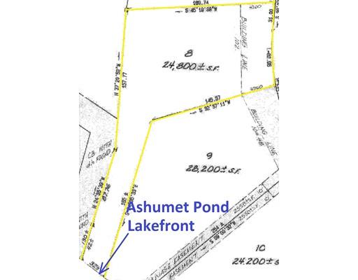 土地,用地 为 销售 在 29 Lakeview Drive 马什皮, 02649 美国