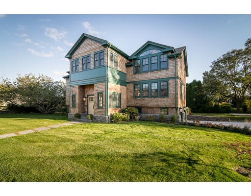 Single Family Home for Sale at 4 Mary Jane Lane Newport, Rhode Island 02840 United States