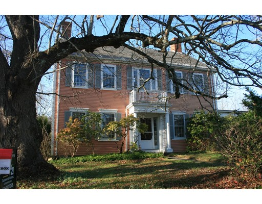 60 Parsonage Road, Plympton, MA