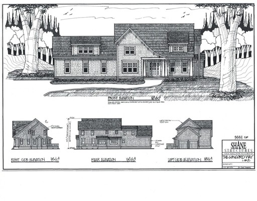 8  Yonker Place New Construction,  Walpole, MA