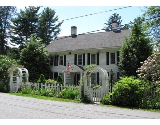 Single Family Home for Sale at 135 Deerfoot Road Southborough, Massachusetts 01772 United States