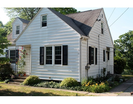 Single Family Home for Sale at 31 Nelson Street Chicopee, Massachusetts 01013 United States