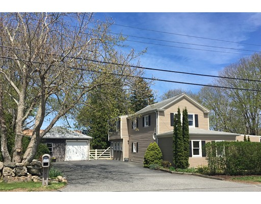 Single Family Home for Sale at 285 Gulf Road Dartmouth, Massachusetts 02748 United States