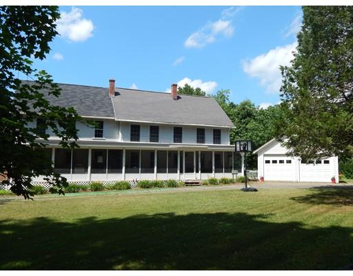 واحد منزل الأسرة للـ Sale في 22 Gunn Road 22 Gunn Road Montague, Massachusetts 01351 United States