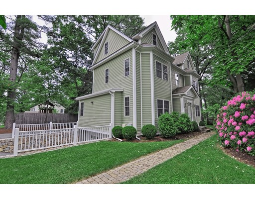 Additional photo for property listing at 33 Edgemoor Avenue  Wellesley, Massachusetts 02482 Estados Unidos