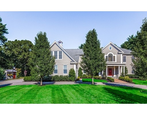 Maison unifamiliale pour l Vente à 29 Stetson Shrine Lane Norwell, Massachusetts 02061 États-Unis