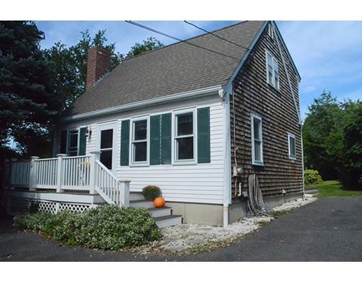 Casa Unifamiliar por un Venta en 1 Dexter Avenue Sandwich, Massachusetts 02563 Estados Unidos
