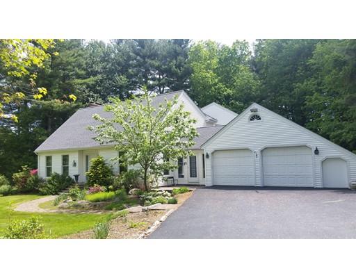 独户住宅 为 销售 在 24 Fox Hill Drive Holden, 马萨诸塞州 01520 美国