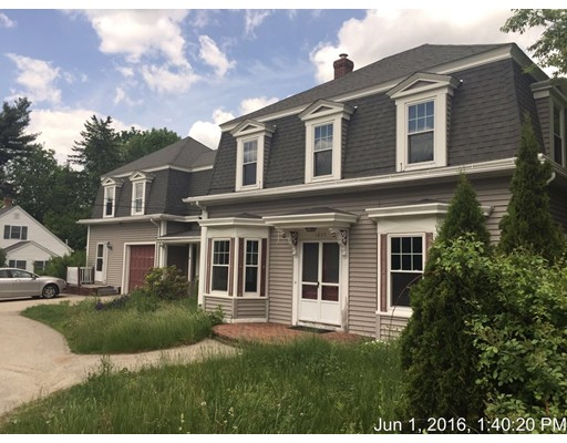 Multi-Family Home for Sale at 559 Turnpike Road New Ipswich, New Hampshire 03071 United States