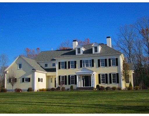 Casa Unifamiliar por un Venta en 35 Old Stone Circle Bolton, Massachusetts 01740 Estados Unidos
