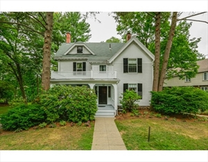 17 Pine St  is a similar property to 7 Edgehill Rd  Winchester Ma
