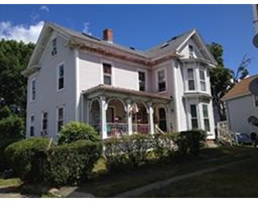 多户住宅 为 销售 在 39 Cedar Street Haverhill, 马萨诸塞州 01830 美国