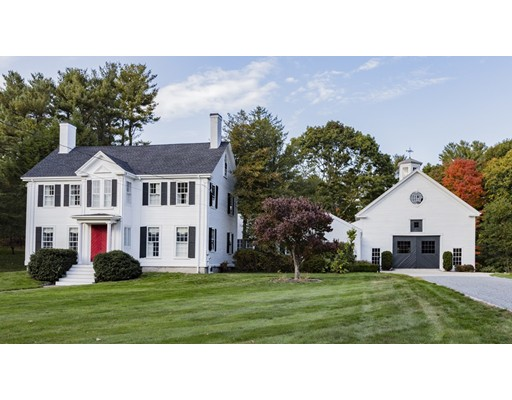Single Family Home for Sale at 647 Main Street Norwell, Massachusetts 02061 United States