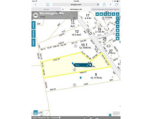 462 Old North Road, Worthington, MA 01098