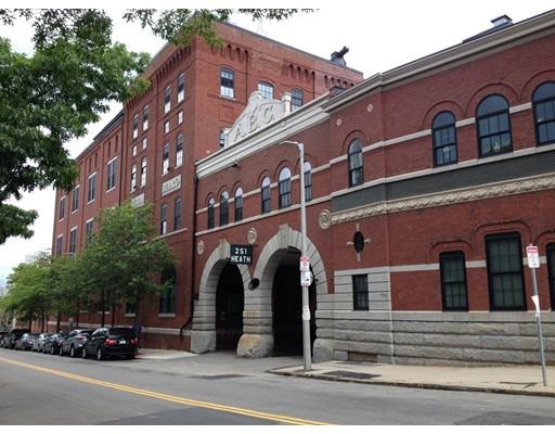 Condominium for Sale at 251 Heath Street Boston, Massachusetts 02130 United States