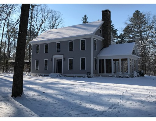 Single Family Home for Sale at 211 Park Lane Concord, Massachusetts 01742 United States